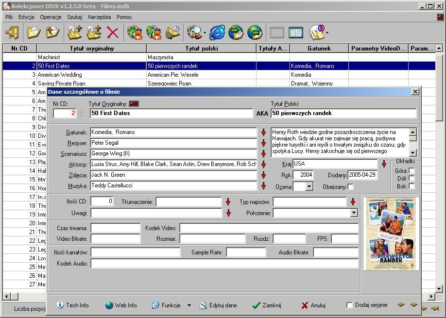 Kolekcjoner DIVX w Ubuntu