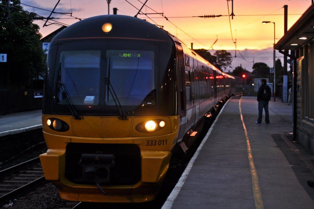 Pociągi w UK, czyli Polska jest daleko za murzynami