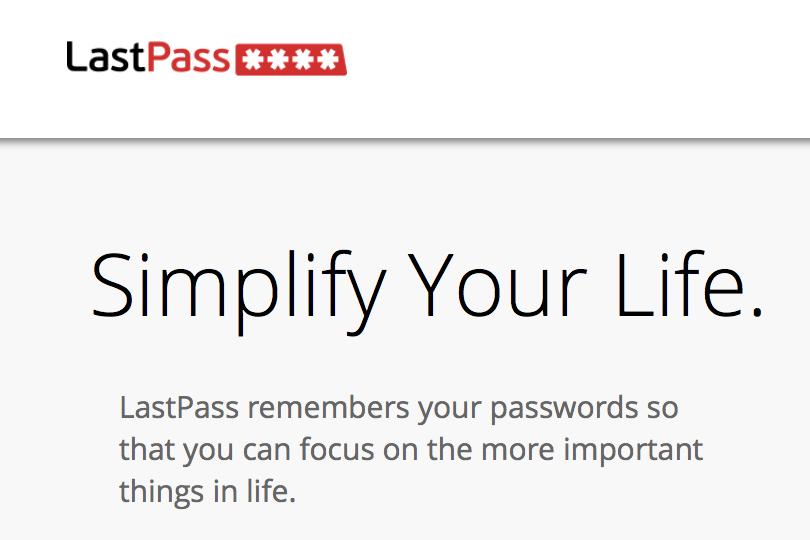 LastPass - hasła z głowy... 7 lat później