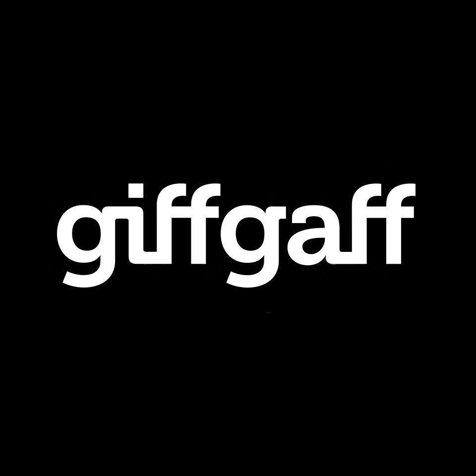 GiffGaff - odbierz swoje £5
