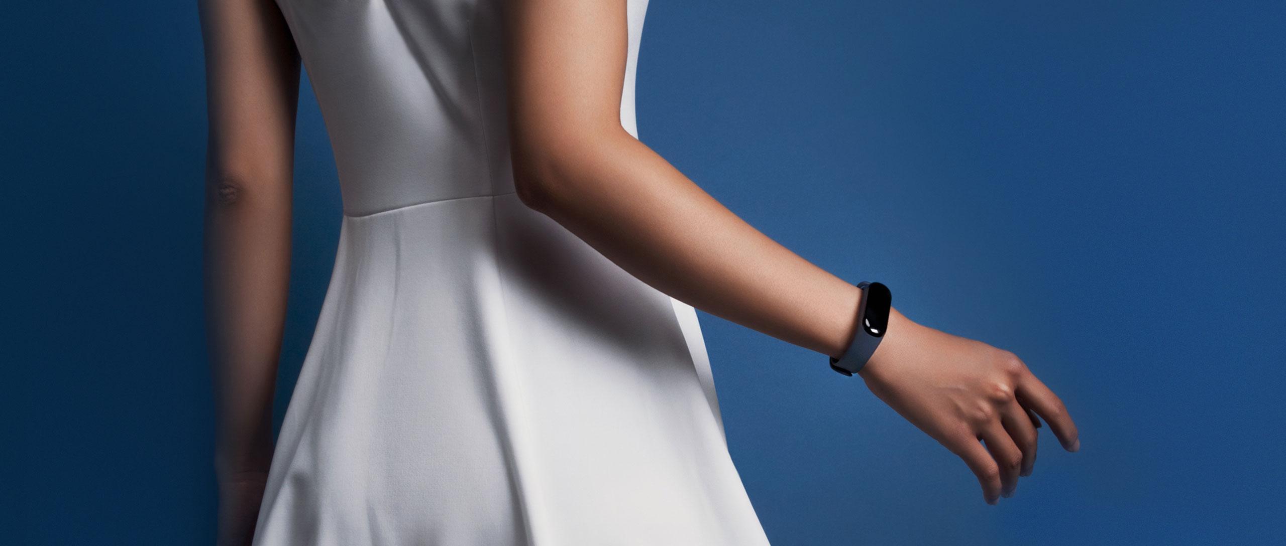 Xiaomi Mi Band 3 i zmiana języka