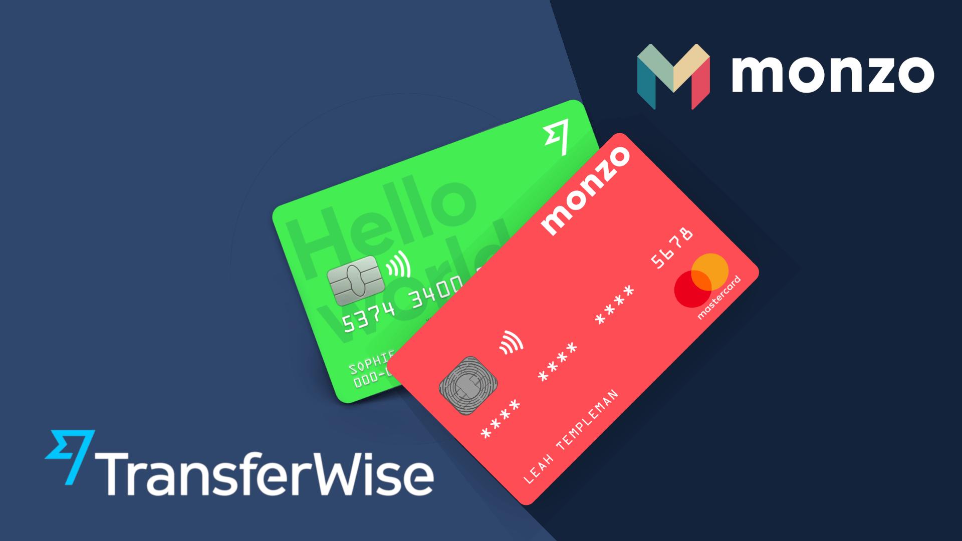 Monzo + TransferWise