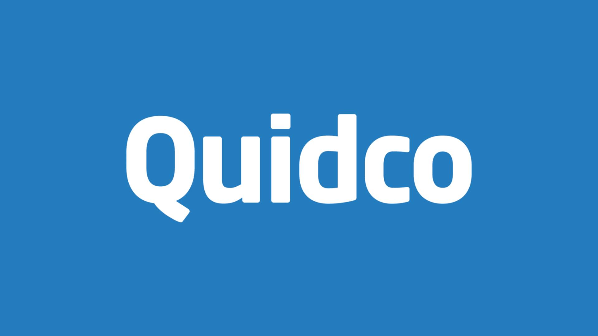 Quidco - odbierz swoje £10