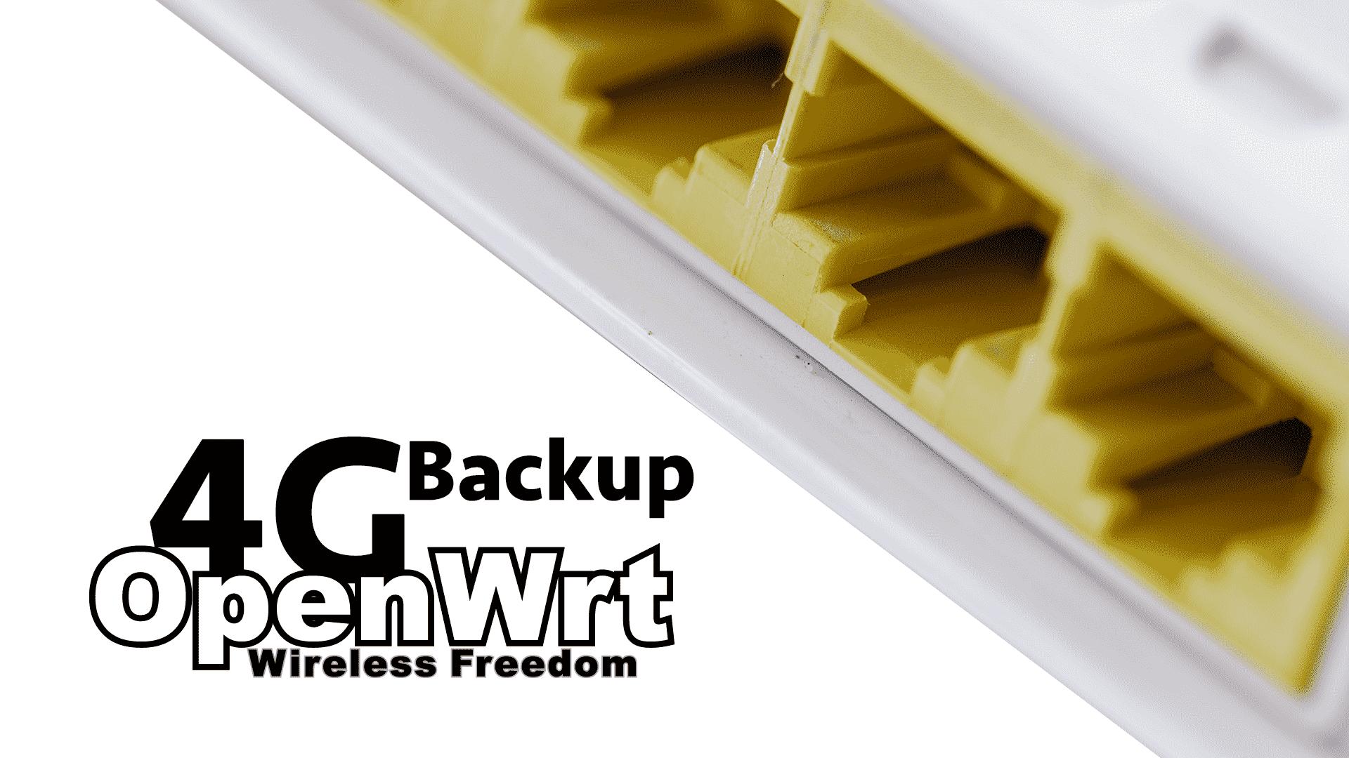 Dodanie drugiego połączenia internetowego do routera z OpenWRT