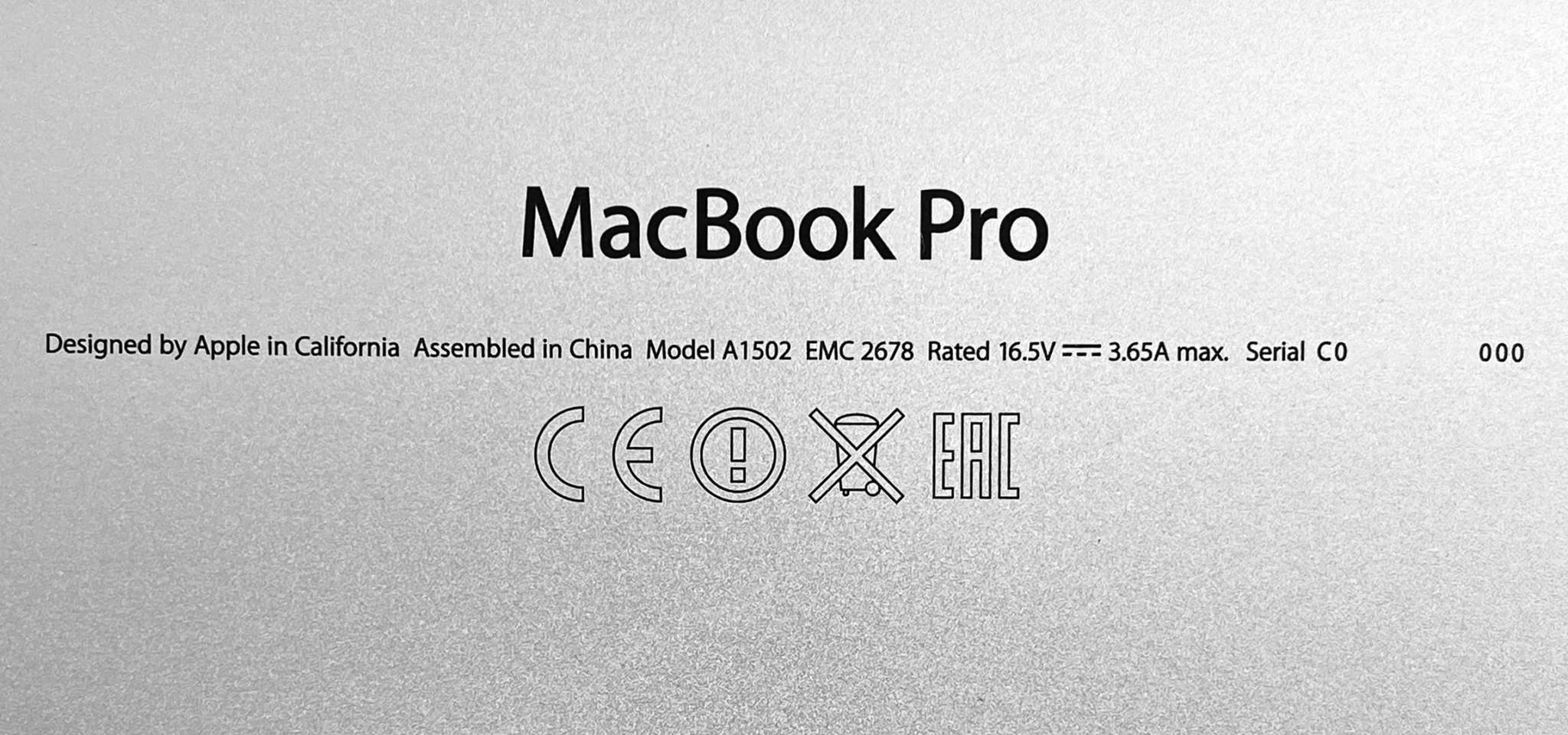 Kolejne życie leciwego MacBooka