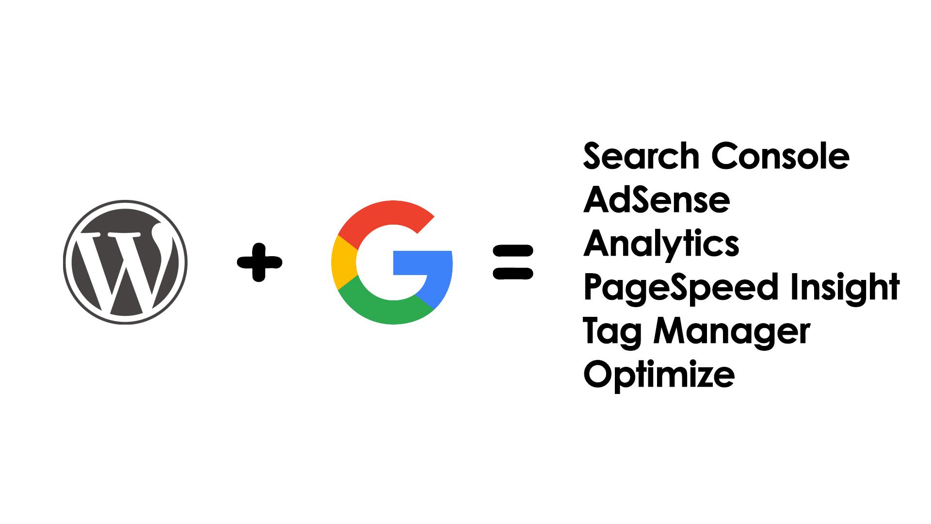 Jak dodać usługi Google do WordPress w prosty sposób