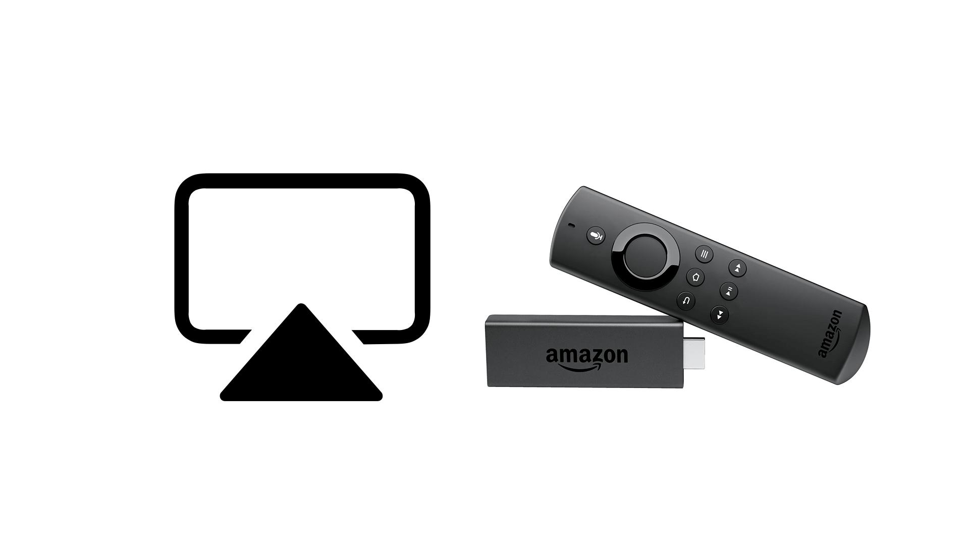 Jak dodać AirPlay do Amazon Fire TV Stick