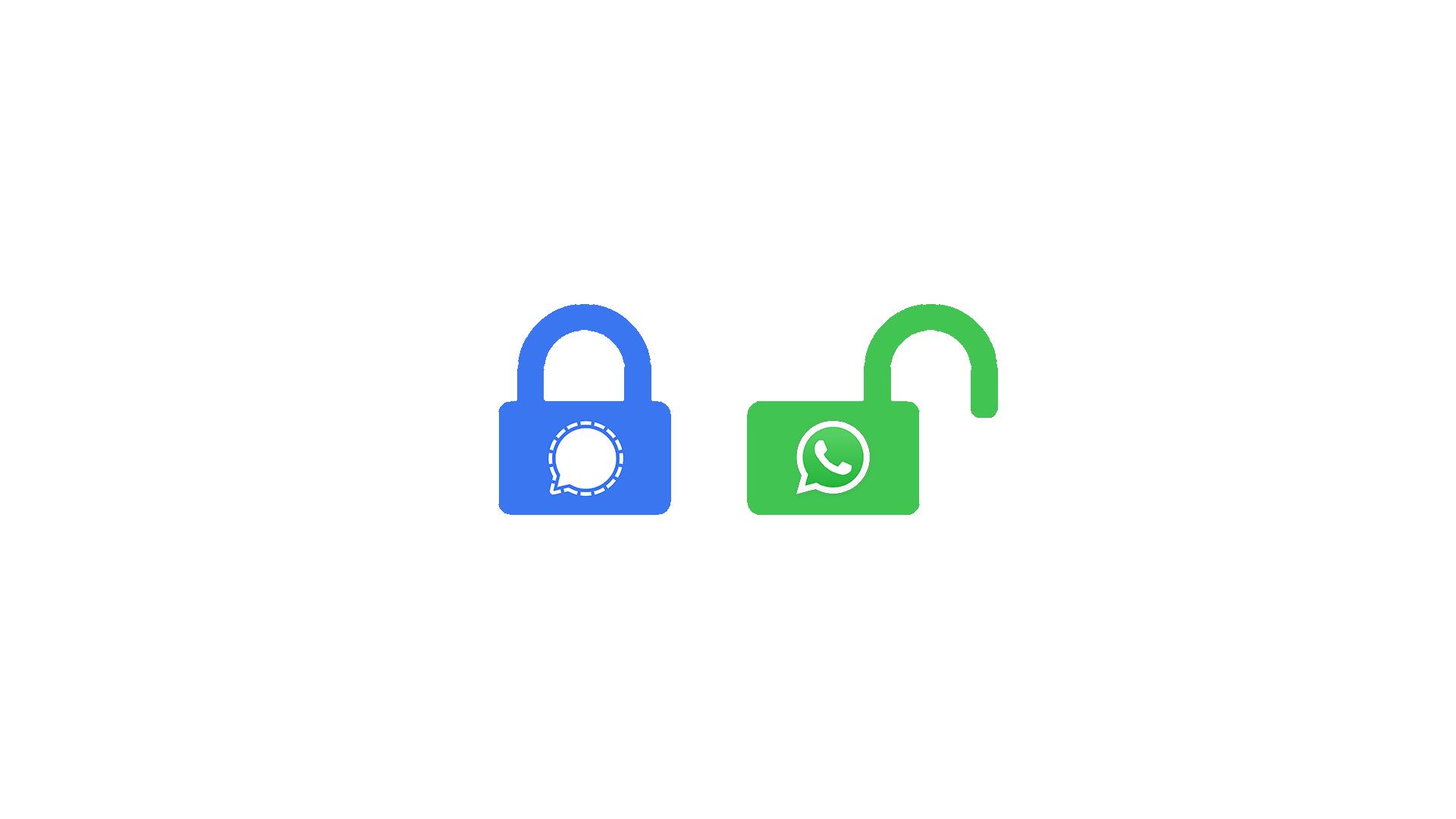 WhatsApp i szyfrowane komunikatory